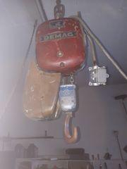 Demag Kettenzug 500 kg