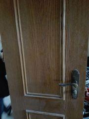 Echtholztüren ohne Zarge