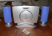 Micro-Anlage Universum CTR-CD1036 CD-Spieler Radio