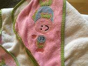 Baby Kaputzenhandtücher