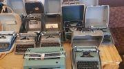 Schreibmaschinen Antik Stückpreis - HH23042
