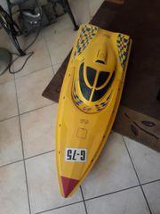 Modellbauboot