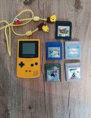 Game Boy Color mit 5