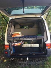 VW T4 Multivan Camper Benziner