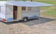 Sonnenvordach für Kederleiste Caravan oder