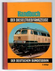Handbuch der Dieseltriebfahrzeuge der Deutschen Bundesbahn