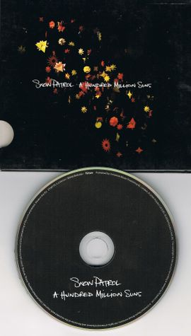 CD - Snow Patrol - A Hundred Million Suns ( Slidepack; Fiction Records 2008 )