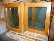 Holzfenster versch Größen