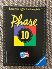 Phase 10 Ravensburger Kartenspiel