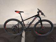 Carbon Mountainbike CUBE REACTION GTC