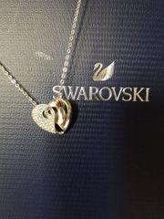 Swarovski Kette mit Herzanhänger