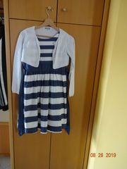 festliches Kleid MIT Bolero Gr