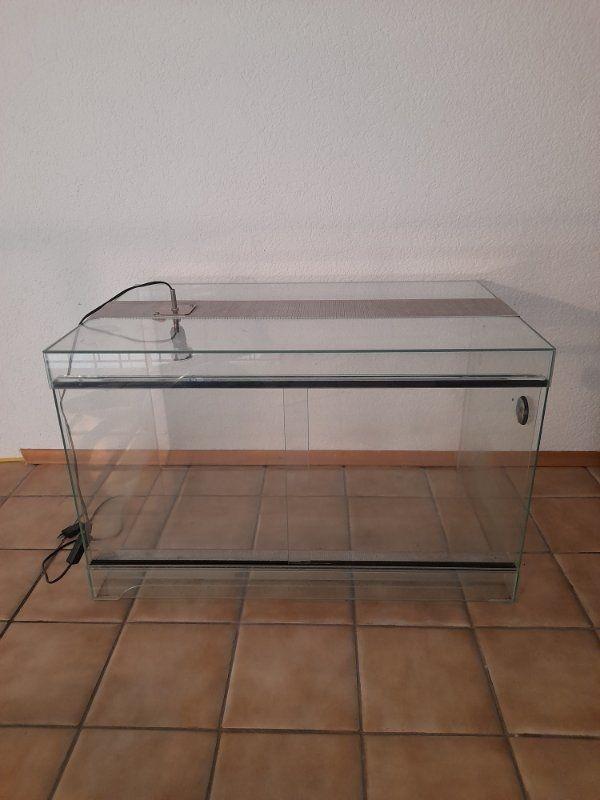 Terrarium 80 50 50 (Gebrauchsspuren)