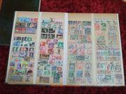 Briefmarken-Alben und einzeln Kataloge