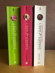 Shades of Grey 3 Bände