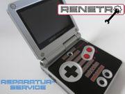 Reparatur Modding Nintendo Gameboy Advance