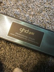 GHD glätteisen Limited Edition