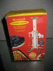Westmark Steinex Combi Ensteiner Entkerner