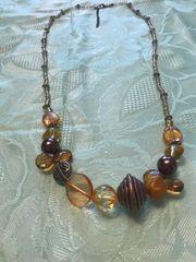 Modeschmuck Halsketten