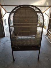 Käfig Papageienkäfig