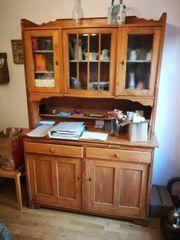 Sehr schöne alte Küchenkomode Küchenschrank