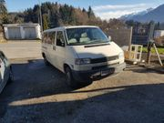 VW T4 langer Radabstand