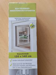 ALU- Insektenschutzfenster 2 Stück
