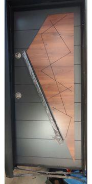 Stahltür - Eingangstür