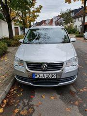 VW Touran TSI United