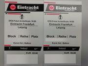 Biet Tickets DFB Pokal Frankfurt