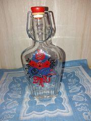 Flasche für Besonderes -