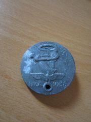 Kleinabzeichen 1 Mai 1938