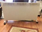 Elektroheizung mit Thermostat MSF2500