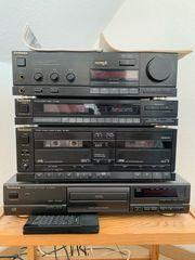 Verk Technics kompakte Stereoanlage mit