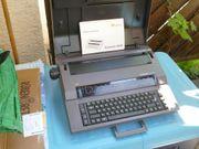 elektr Schreibmachine