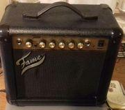 Fame Gitarrenverstärker ML-20 R Combo