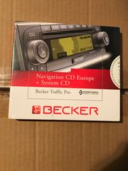 System CD BECKER TRAFFIC PRO