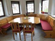 Eckbank inkl Esstisch und Stühle