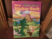 TABALUGA Stickerbuch Neu Lernspiele Rätsel