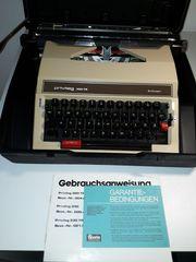 Schreibmaschine privileg sgt Zustand