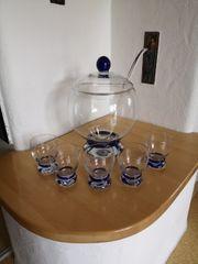 Bowle Set Leonardo aus Glas