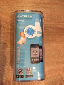 MiPow Playbulb - Smart-Home LED-Glühbirne mit: Kleinanzeigen aus Vilshofen - Rubrik Lampen