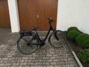 Hercules E-Bike Wie NEU NP