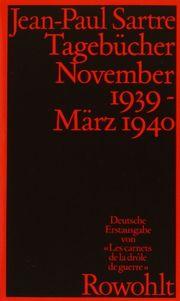 Jean-Paul Sartre - Tagebücher