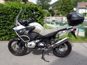 BMW R1200 GS Adventure zu