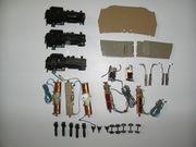 11 Märklin H0 Ersatzteile