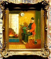 Gemälde Hans Fenger geb 1893