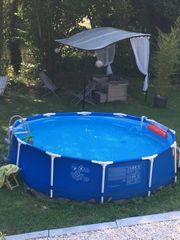 Pool von Intex 366 cm