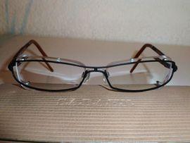 JOOP-Brillengestell randlos unisex schwarz-braun-gold original: Kleinanzeigen aus Gelsenkirchen Heßler - Rubrik Designerbekleidung, Damen und Herren