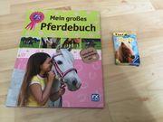 Pferdebuch und andere Bücher